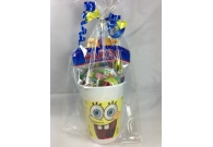 Sponge Bob Unisex Pre Filled Party Cu..