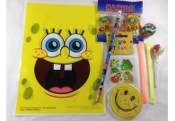 Sponge Bob Pre Filled Party Bags