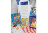 Boys Deluxe Pre Filled Party Bags