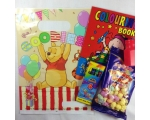Winnie The Pooh Filled Party Loot Bag
