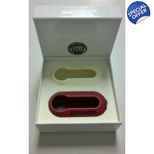 Fiat Panda Key Cover Set 'Gl..