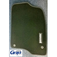 Fiat Panda 2016 Onwards Velour Carpet Mat Set 2 ..