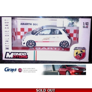 ABARTH 500 Model | Selenia R..