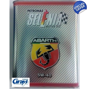ABARTH Engine Oil 5W-40..
