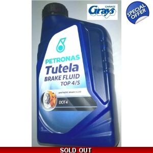 Tutela Brake Fluid TOP ..