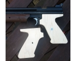 Crosman Maple grip kit for the 2240,1377 etc.