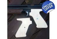 Crosman Maple grip kit for the 2240,13..