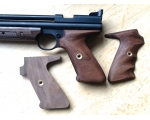 Crosman Walnut grip kit for the 2240,1377 etc.