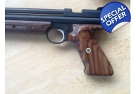 Crosman Walnut grip kit for the 2240,1..