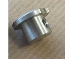 SMK QB/XS/TH 78/79 Top rear cap in Stainless Ste..