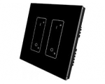 Dimmer Pad 2 - 2 Gang RF LED Dimmer - 12V-24V