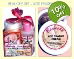 BEAUCHE SET + BEAUCHE AGE ERASER CREAM
