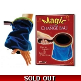Magic Zipper Change Bag Blue