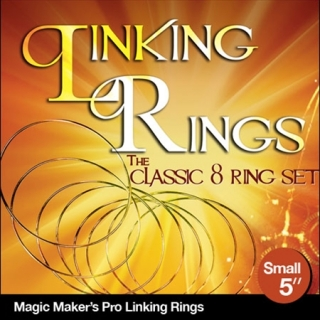 Linking Rings Small 5 inch Set of 8 Ri..