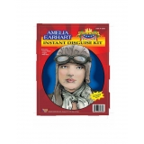 Instant Disguise Kit: Ameilia Earhart