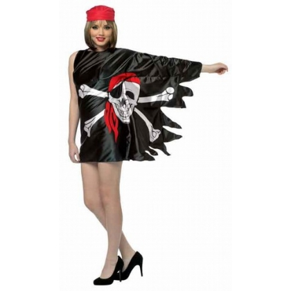 Pirate Flag Dress