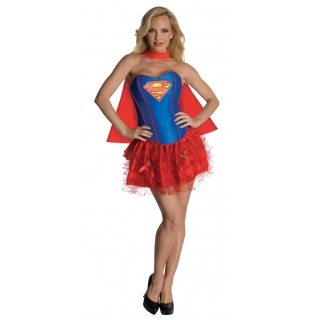 Super Girl Corset and S..