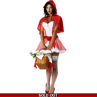 Miss Red Riding Hood