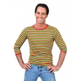 Clown Stripe Shirt
