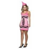 Crayola Crayon Tank Dress