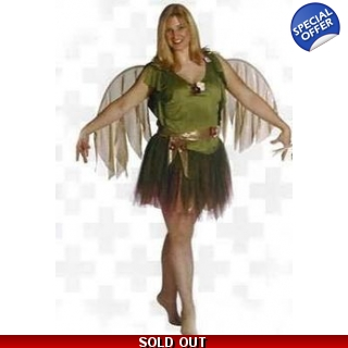 Green Foliage Fairy