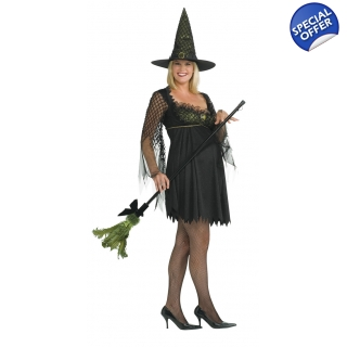 Mommy To Be Witch