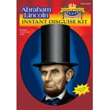 Instant Disguise Kit: Abraham Lincoln