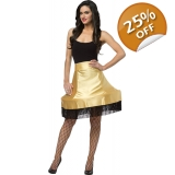 The Christmas Story Leg Lamp Skirt
