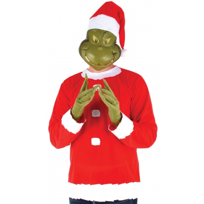 The Grinch Who Stole Christmas - Adult Grinch Costume
