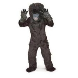 Child Deluxe Gorilla Costume