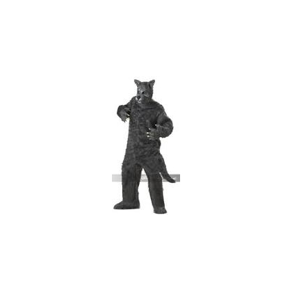 Big Bad Wolf Adult Mascot Costume