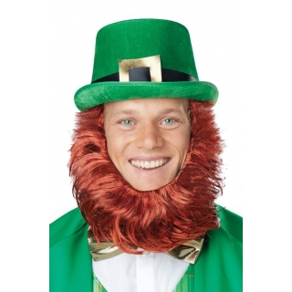 Leprechaun Hat & Beard