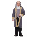Ben Franklin Children's Costume
