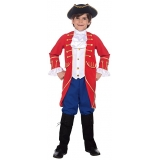 Deluxe Founding Father Children's Cost..