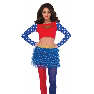 Wonder Woman Adult Crop..
