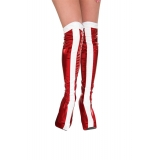 Wonder Woman Adult Boot Tops