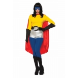 Be Your Own Hero Cape Red