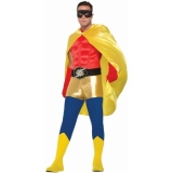 Be Your Own Hero Cape Yellow