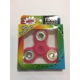 Pink Glow In The Dark Spinner