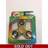 Gold Metallic Spinner