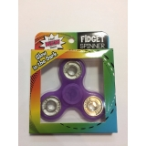 Purple Glow In The Dark Spinner