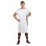 White Tunic Adult Costume