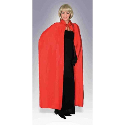 "56"" Red Cape"