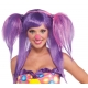 Berry Bubbles Purple Wig