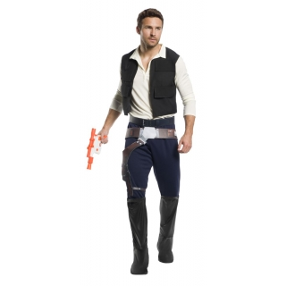 Han Solo Deluxe Adult S..