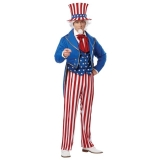 Uncle Sam Adult XL Costume