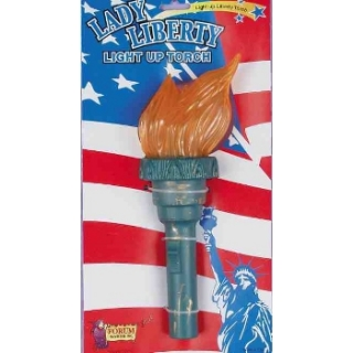 Miss Liberty Light-Up T..