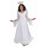 Child Fluttery Angel Costume Large