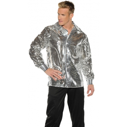Adult Disco Ball Shirt Standard
