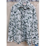 Adult Disco Shirt Small Costume